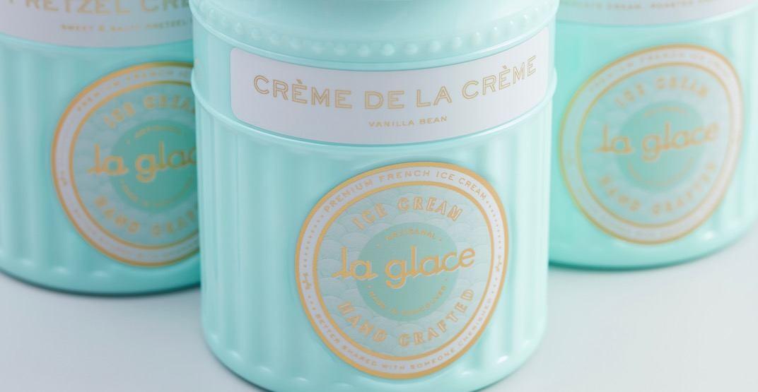 La Glace Ice Cream unveils convenient pints to-go