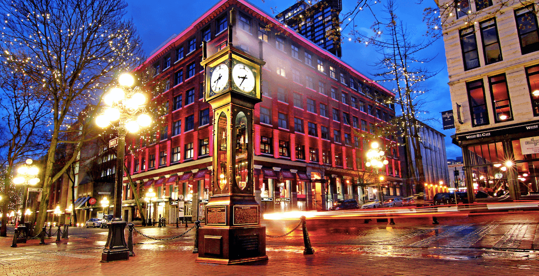 Image result for vancouver gastown