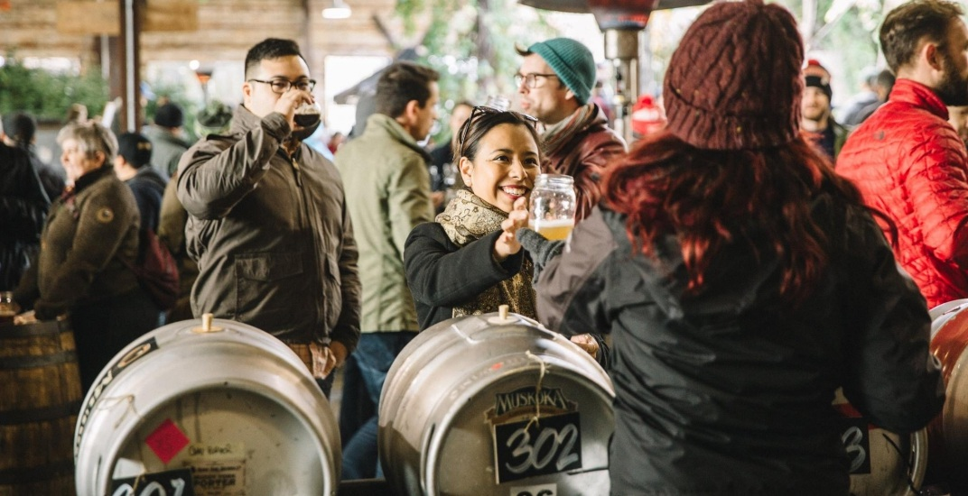 Cask Days food events