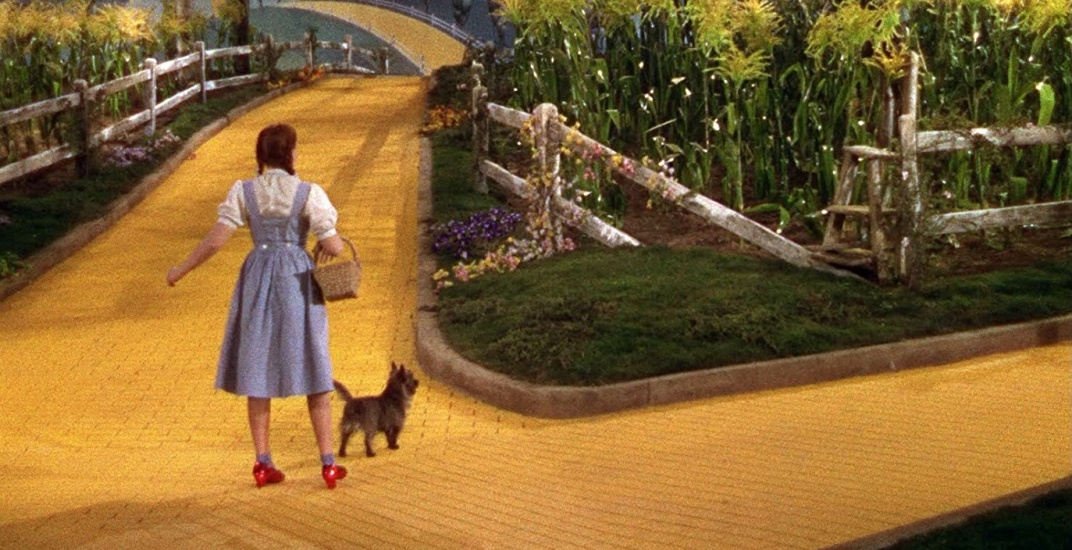 There's a Wizard of Oz halloween party happening in Toronto