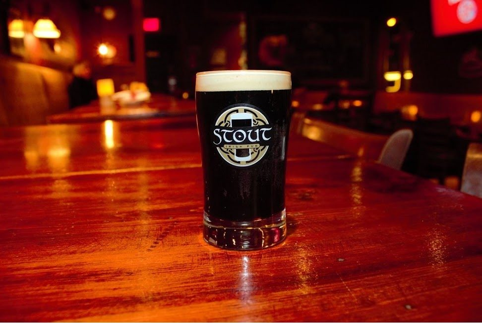 Stout cabbagetown craft beer bar