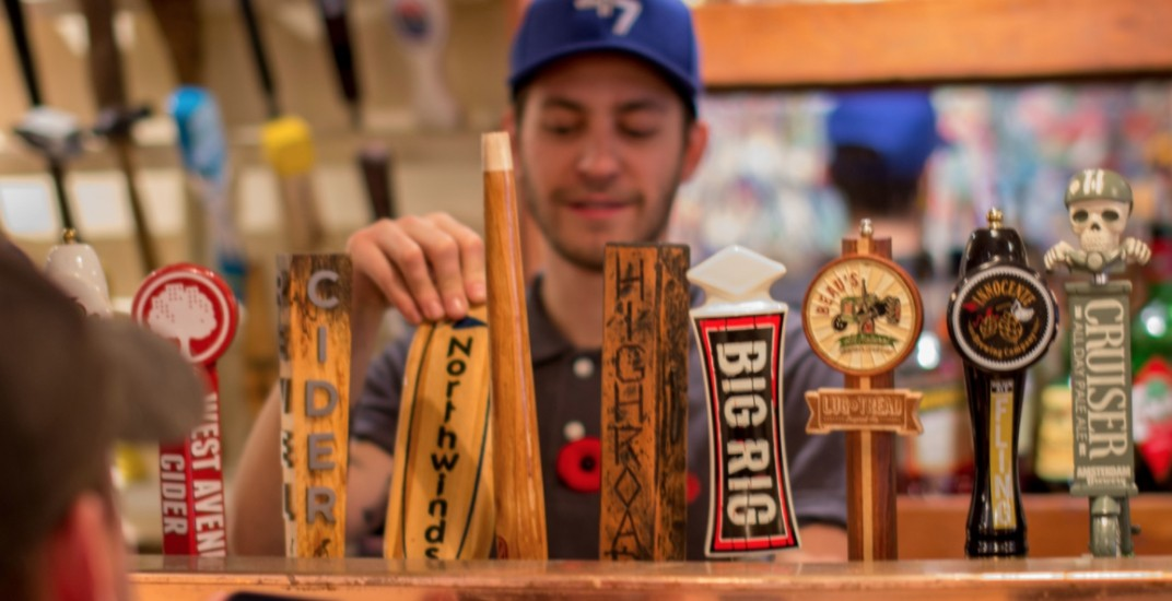 Craft beer bars
