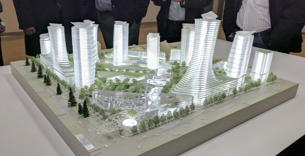 Oakridge Centre redevelopment redesigned with flagship ambitions