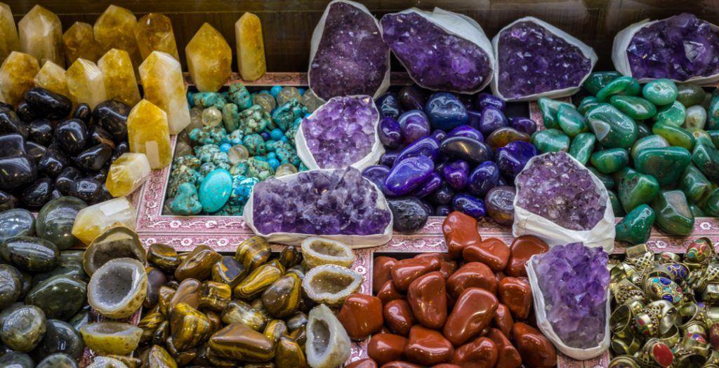 Precious Gems (Anna Soelberg/Shutterstock)