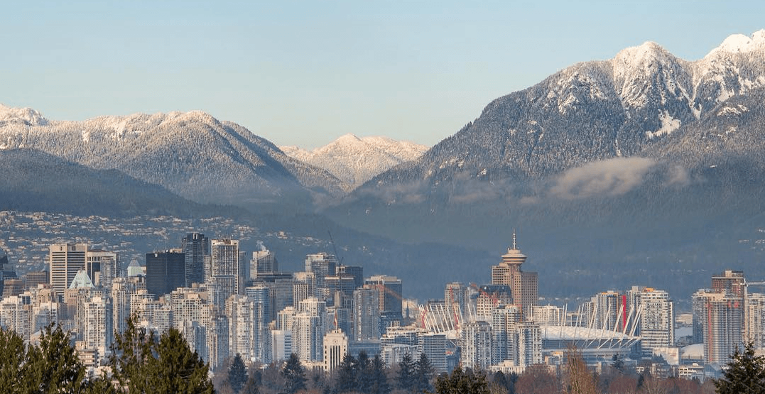 You can fly from Toronto to Vancouver for under $380 for the holidays