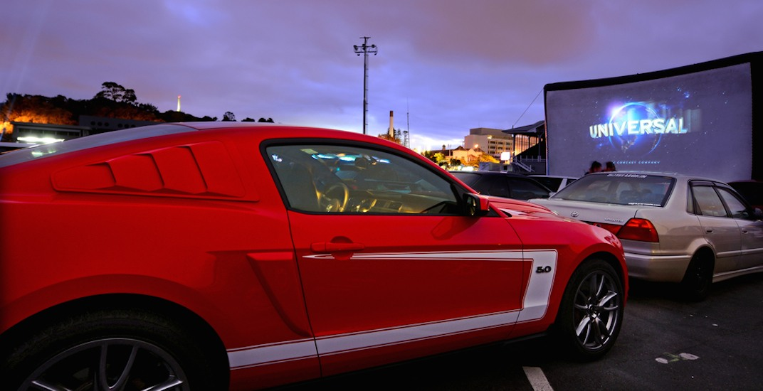 10 drive-in Halloween movie screenings in Metro Vancouver