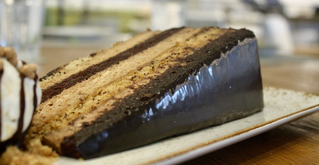 People are freaking out over this mega cake at Honey Salt Vancouver