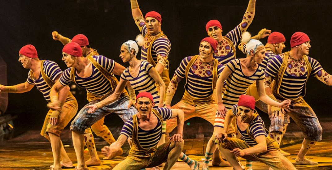 Win 2 tickets for the Cirque Du Soleil KURIOS show (CONTEST)
