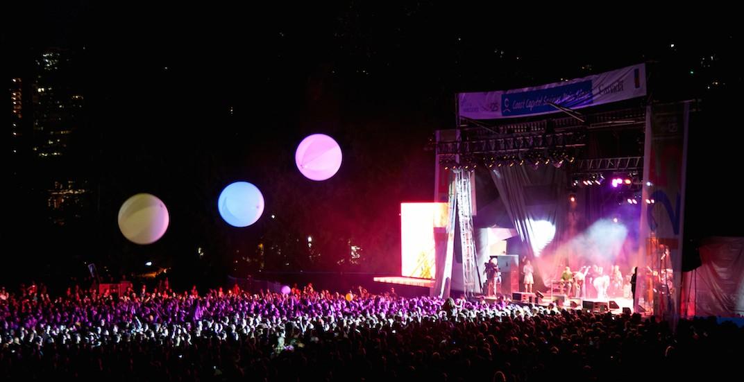 Stanley park music festival brockton