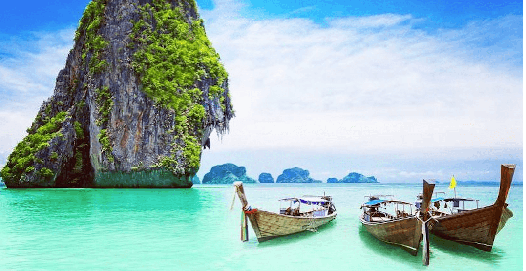 You can fly from Toronto to Thailand roundtrip for $650 this winter