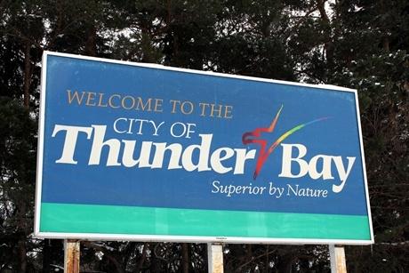 Thunder Bay Slogan