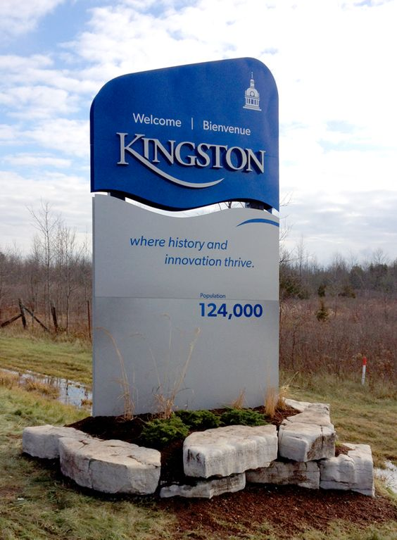 Kingston City Slogan