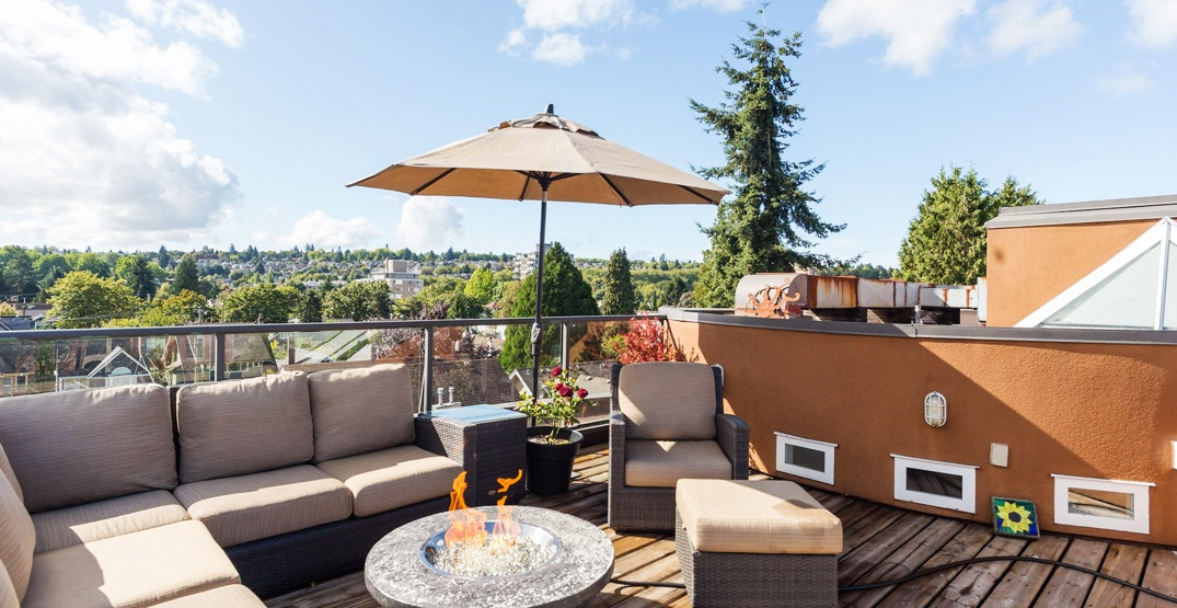 A Look Inside: Rooftop retreat in this stylish Kitsilano penthouse (PHOTOS)