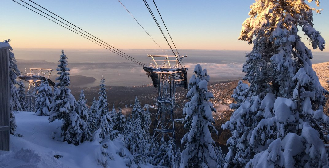 Grouse Mountain is knocking 40% off season passes right now