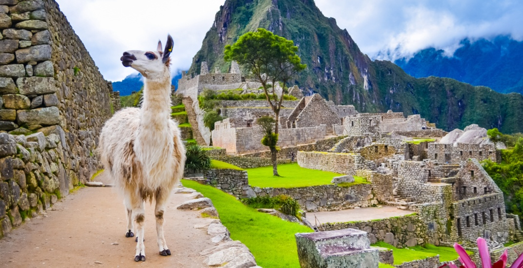 You can fly from Vancouver to Lima, Peru for $468 return