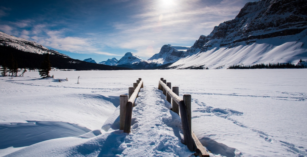 Banff and Jasper facing weather warnings, up to 20 cm of snowfall expected