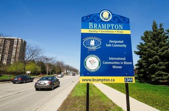 City of Brampton Slogan