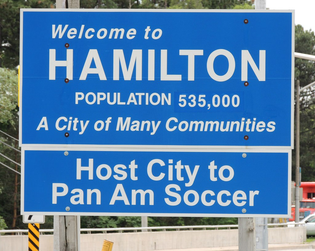 Hamilton-Slogan
