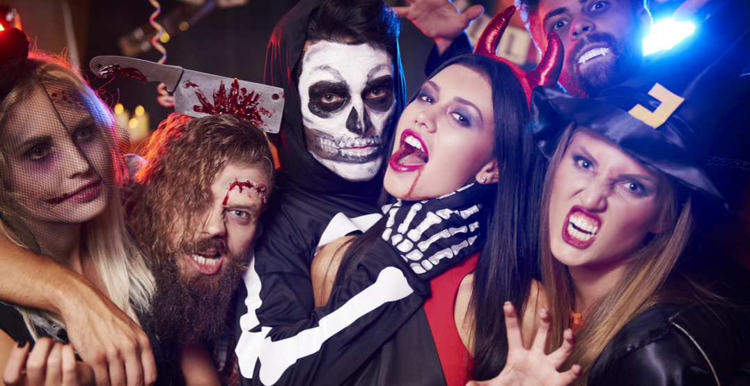 6 places to buy a Halloween costume in Calgary for Halloween 2017