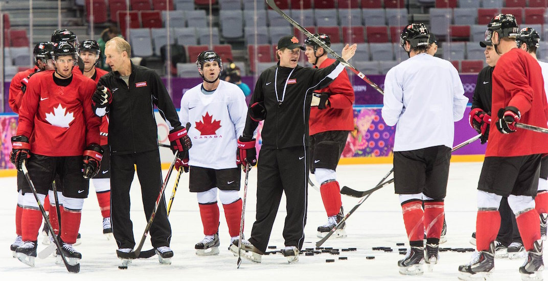 Canada no longer the betting favourite for gold in Olympic men's hockey