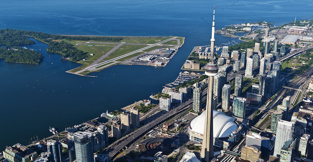 Portstoronto sixth for the 6ix  billy bishop airport ranked one