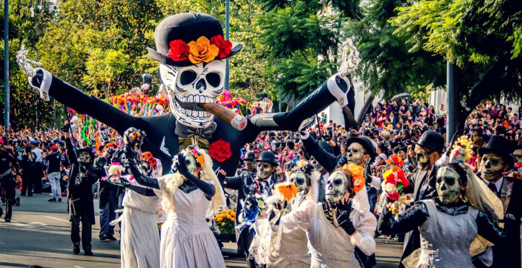 Toronto's biggest Day of the Dead celebration returns next month