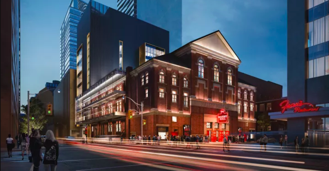 7-year multiphase Massey Hall Revitalization project releases new images (RENDERINGS)