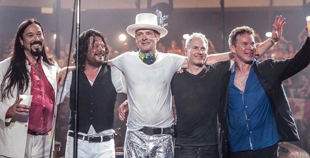 Tragically Hip doc 'Long Time Running' has world premiere moved up