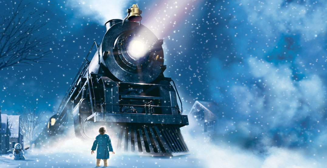 You can ride on a real life Polar Express near Toronto this holiday season