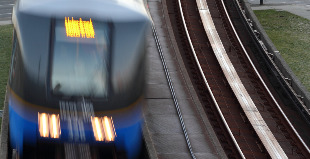 "17-year-old facing charges after bear-spraying SkyTrain passenger who was moving ""too slowly"""