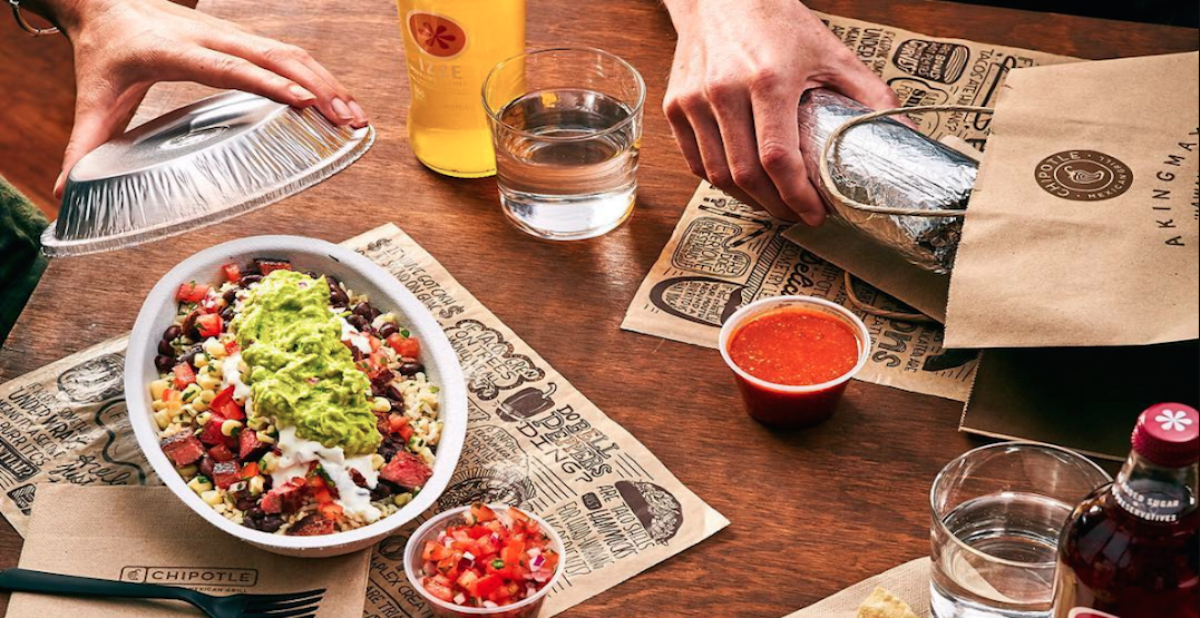 Chipotle is selling its burritos for just $3 on Halloween