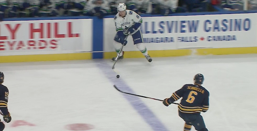 SixPack: Controversial offside replay decision proves vital for Canucks