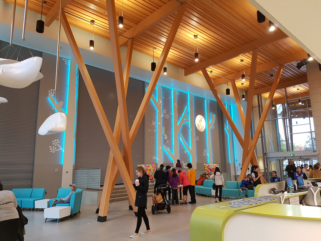 Inside The 640 Million Expansion At Bc Children S
