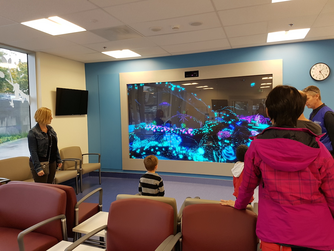Inside The 640 Million Expansion At Bc Children S Hospital In Vancouver Photos Venture