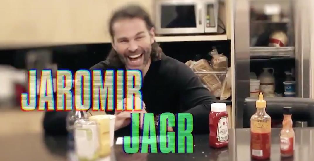 Calgary Flames debut hilarious Saturday Night Live parody video