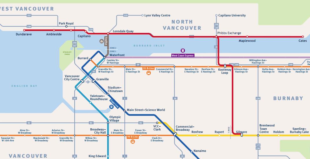 North Vancouver MLA envisions SkyTrain extension to North Shore