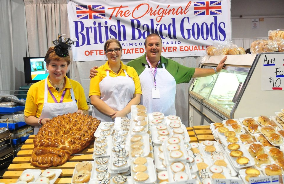 Canada's Baking and Sweets Show british baked goods
