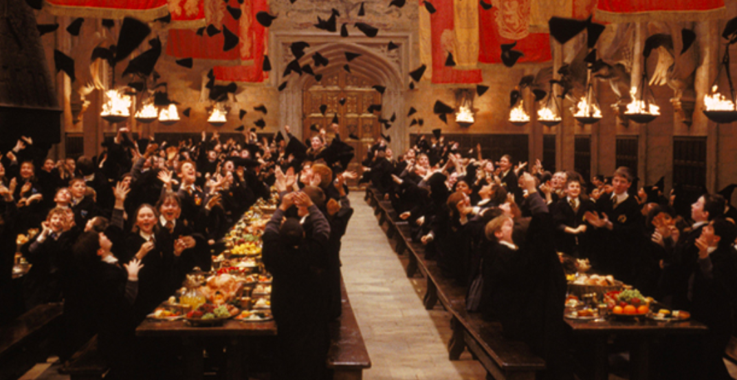 The Harry Potter-themed restaurant near Toronto is now open