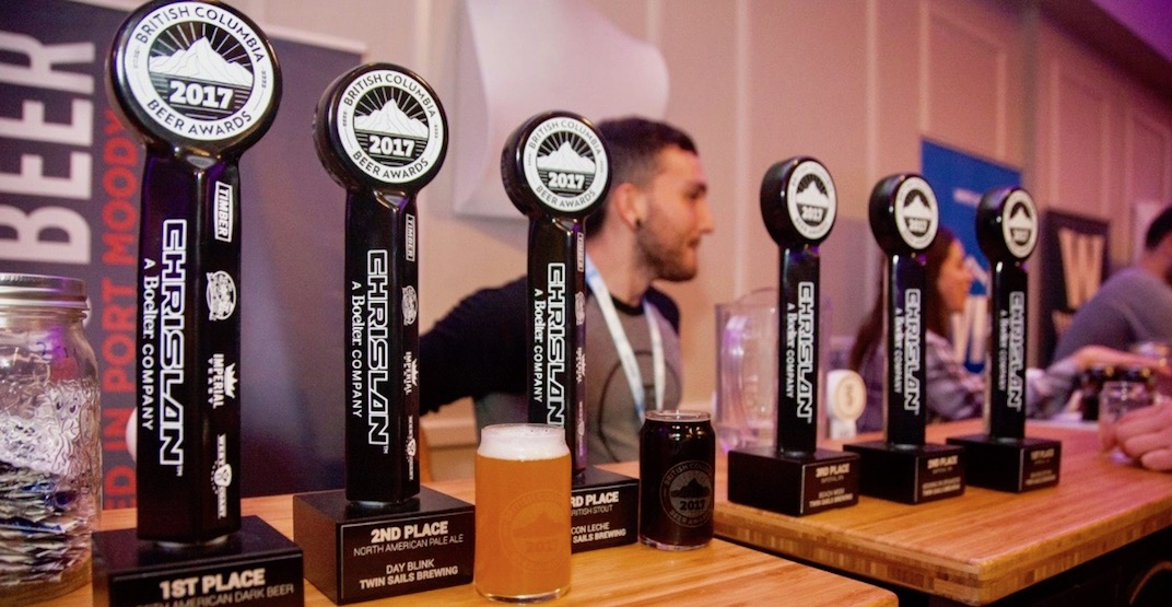 2017 BC Beer Awards: Complete list of winners