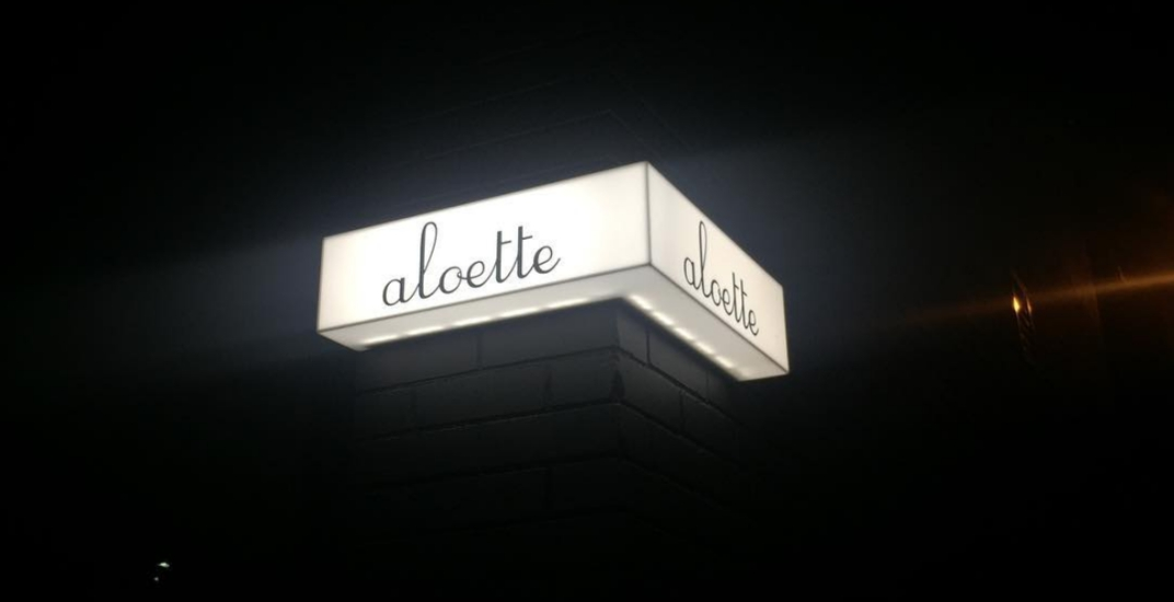 Inside Aloette: The upscale diner from Chef Patrick Kriss