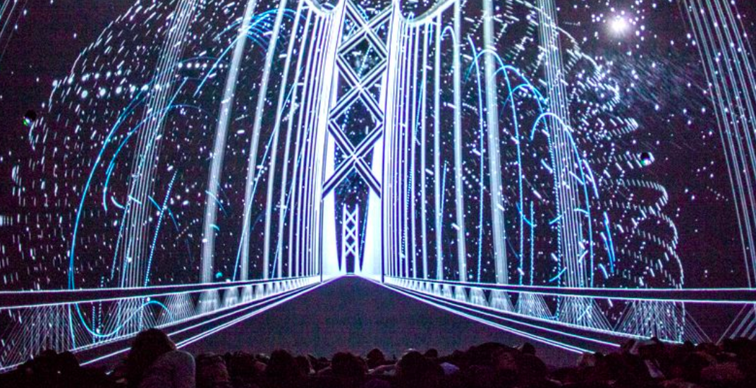The Montreal Symphony Orchestra is hosting an immersive video concert