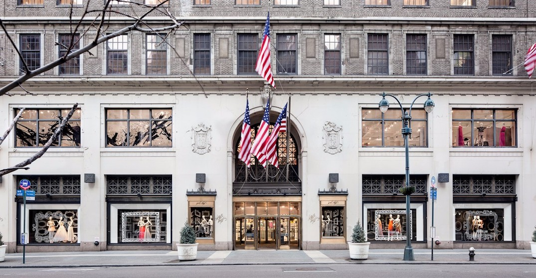 Hudson's Bay selling its Lord & Taylor flagship store to WeWork for $1B