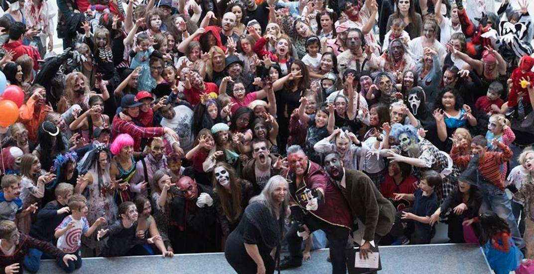 Giant 'Thriller' flash mob to overwhelm Southcentre Mall this Saturday