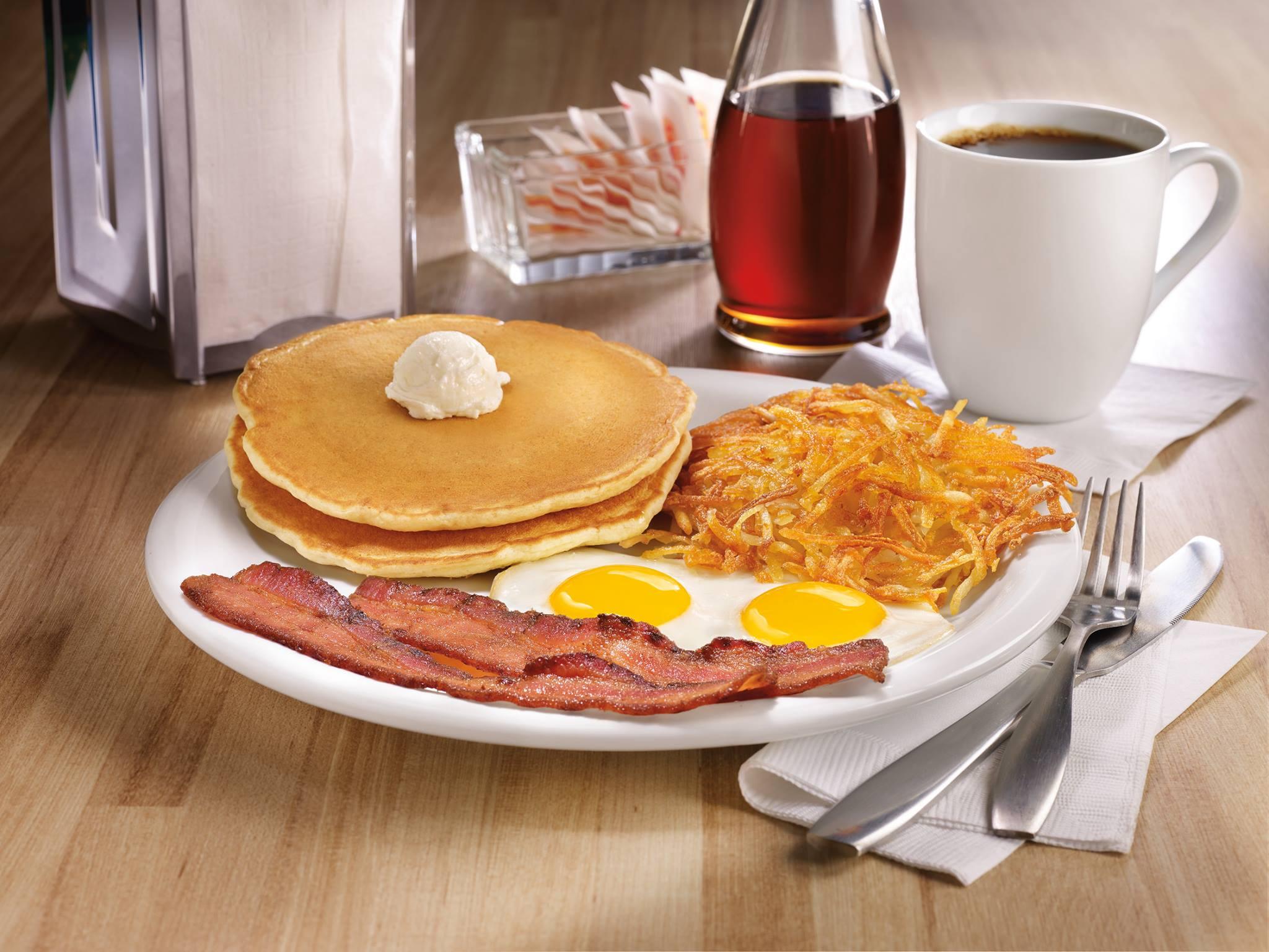 Danny's grand slam breakfast