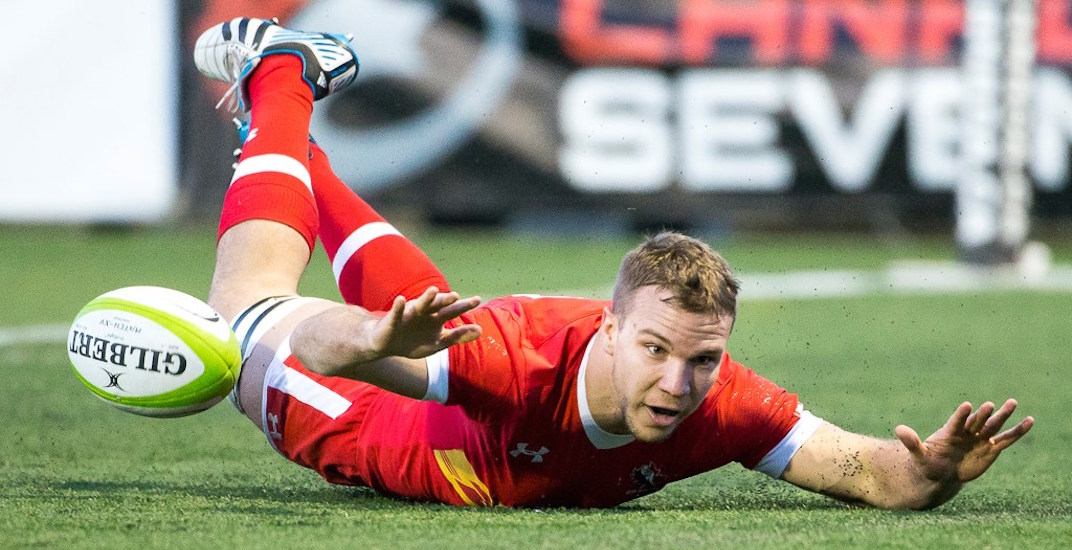 Canada to host Uruguay in Rugby World Cup qualifying match at BC Place