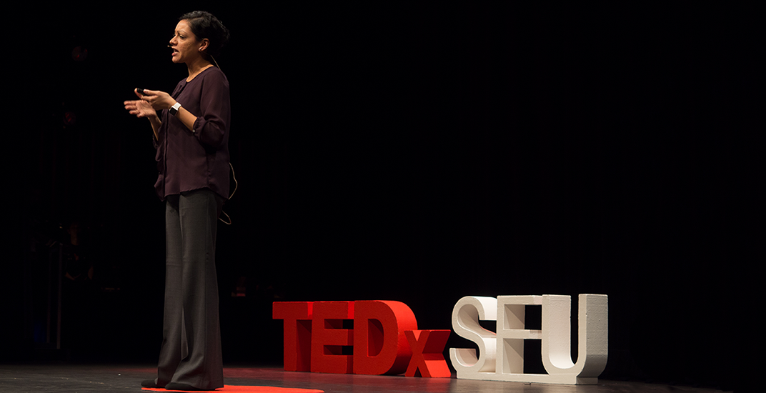 TEDxSFU is on next month and you need to be there