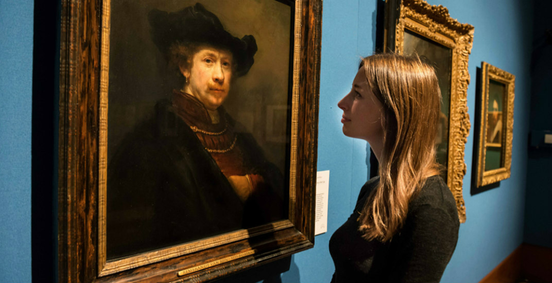 See Portrait of the Artist: An exhibition from the Royal Collection at the Vancouver Art Gallery – thanks to the Queen