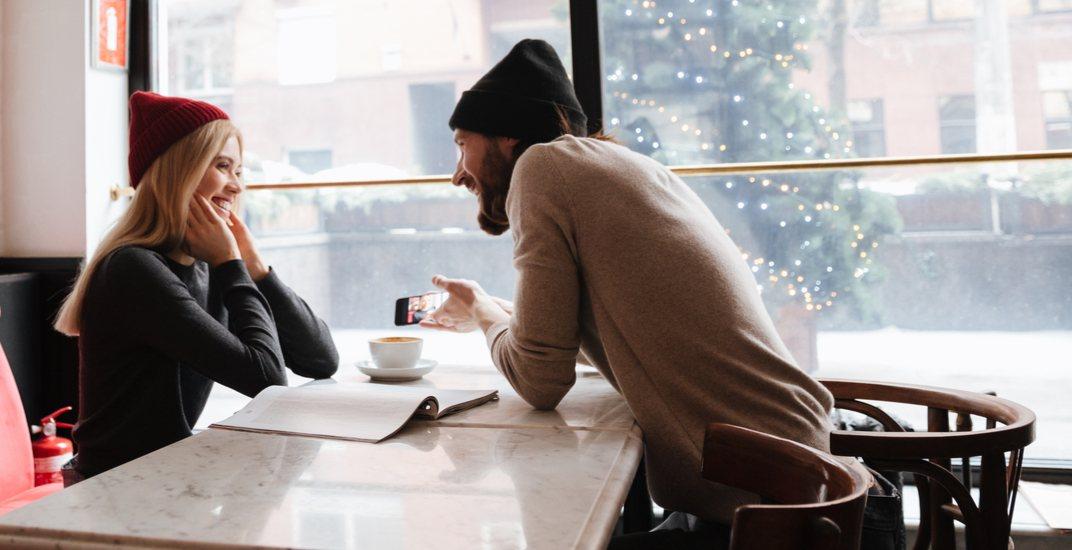 Coffee shop date (Dean Drobot/Shutterstock)