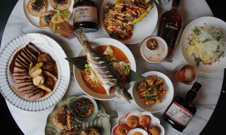 u-feast rum dinner