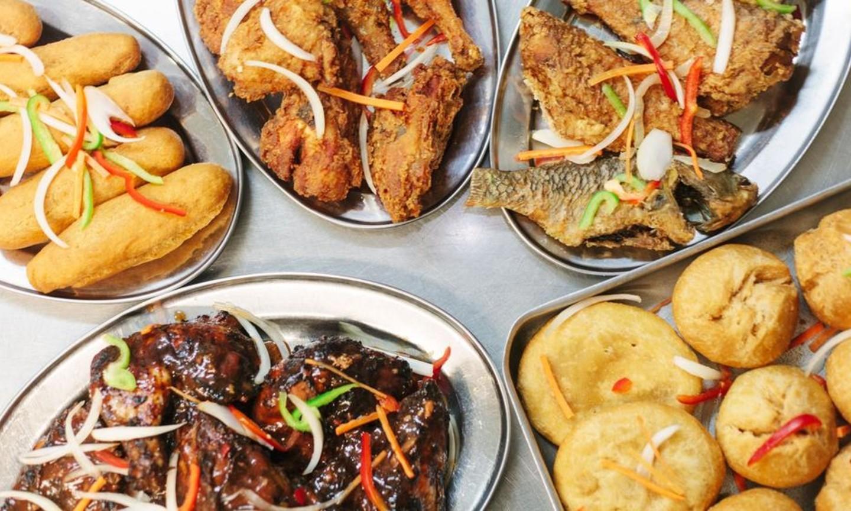 U-Feast young animal trini food